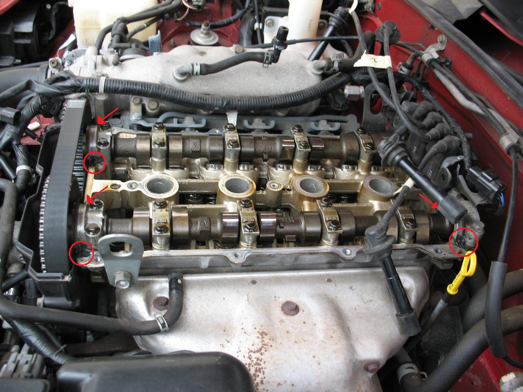 mazda miata replacing the valve cover gasket \u2013 mark spizzirri\u0027s blog 99 Miata 1.8 Engine